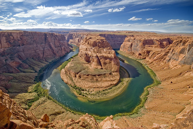 River canyon
